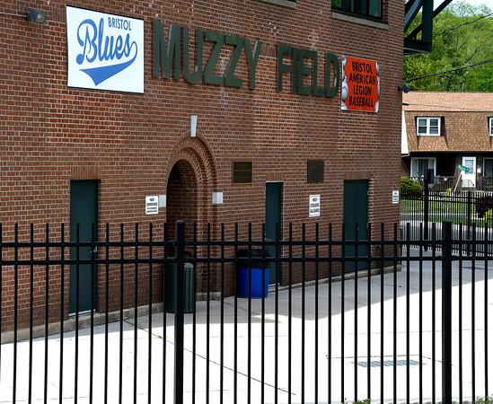 5/18/2018 Mike Orazzi | Staff Muzzy Field in Bristol.