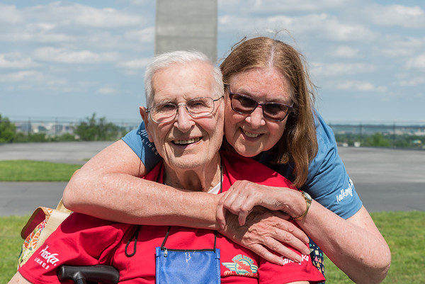 Portraits of Veterans May 2018