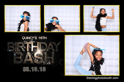 Quincy's Birthday Bash