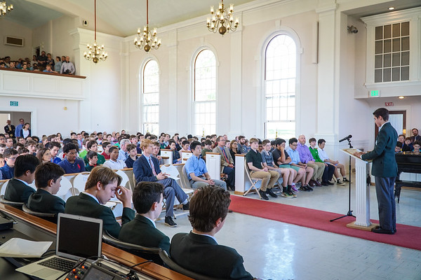 School Leader Speeches