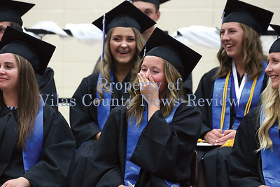 Three Lakes High School Graduation 2018
