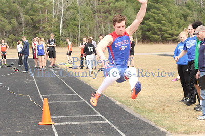 Three Lakes Track Meet vs. Northland Pines