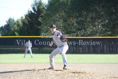 Three Lakes/Phelps Baseball vs. Elcho Hornets