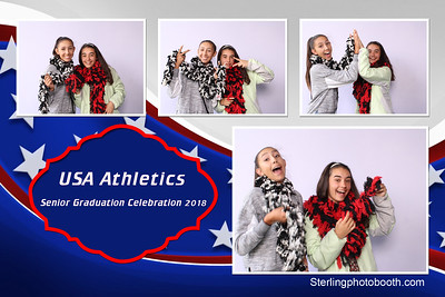 USA Athletics Senior Graduation Celebration 2018