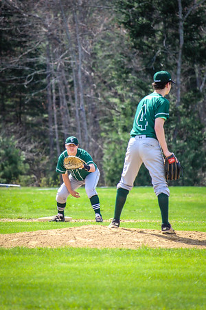 Varsity Baseball vs. Proctor Academy (at Mascoma High School)