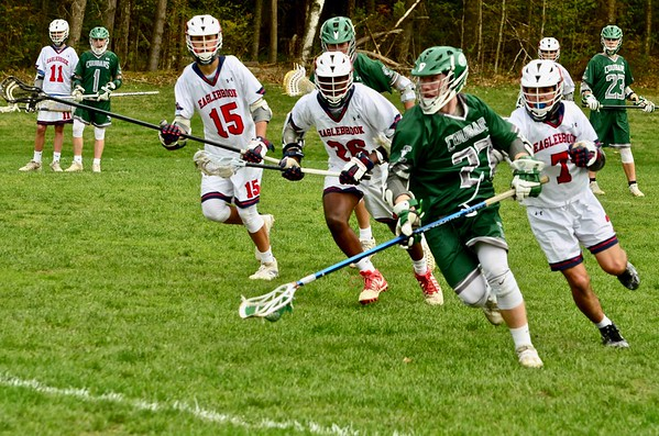 Varsity Lacrosse vs. Eaglebrook