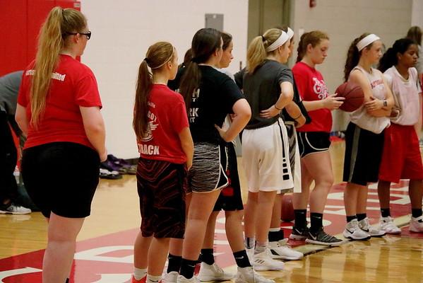WHS Girls Basketball Camp 053118