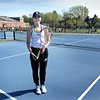 BRYAN EATON/Staff photo. Pentucket tennis player Maggie Aulson.