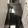 Shown is a flooded hallway inside the Effingham Massage Clinic. Amanda Bohnhoff Haynes photo