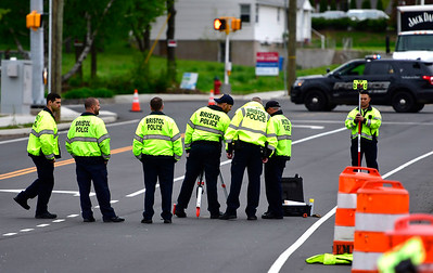 5/10/2019 Mike Orazzi | Staff Route 6 in Bristol was closed for several hours from Camp to Mix streets after a motor vehicle accident. The accident involved a pickup truck and an SUV and at least one person had to be extricated by members of the Bristol fire department.