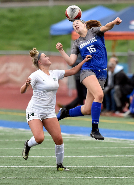 Broomfield vs Pine Creek Girls Soccer