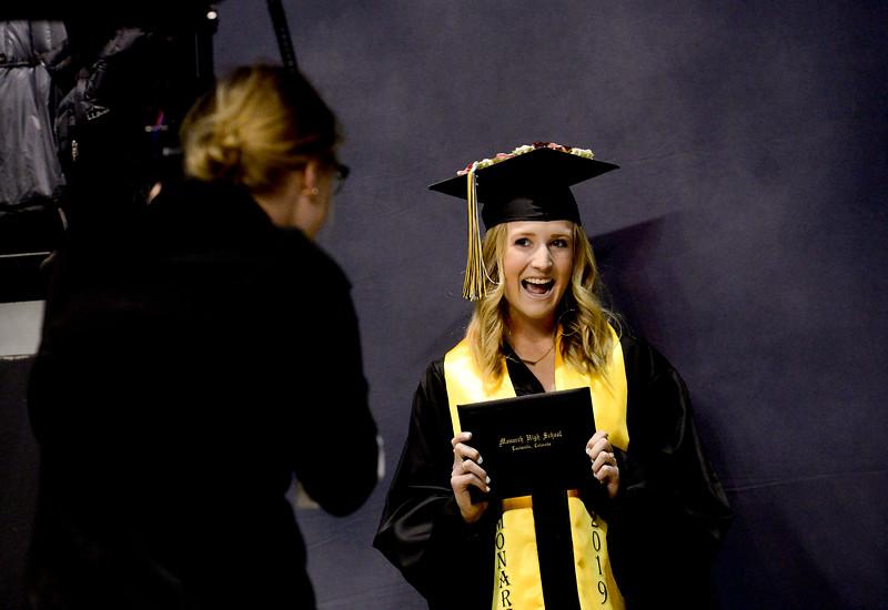 BVSD Graduations Monarch High School