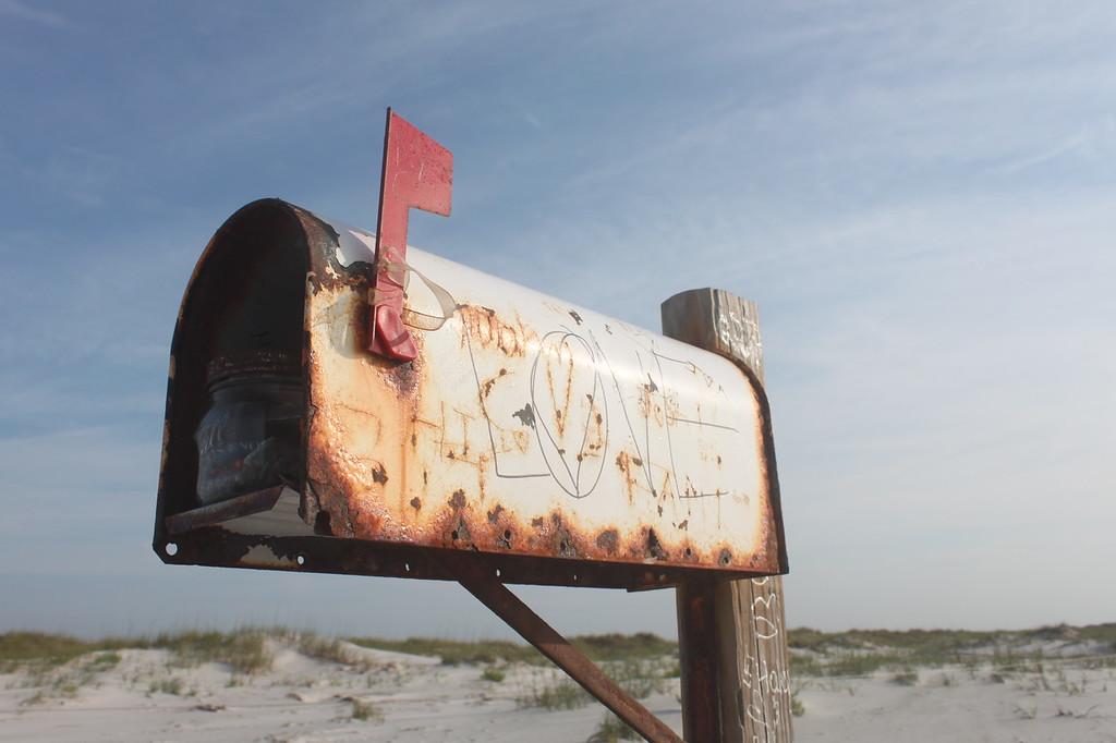 Wrightsville Beach Mailbox