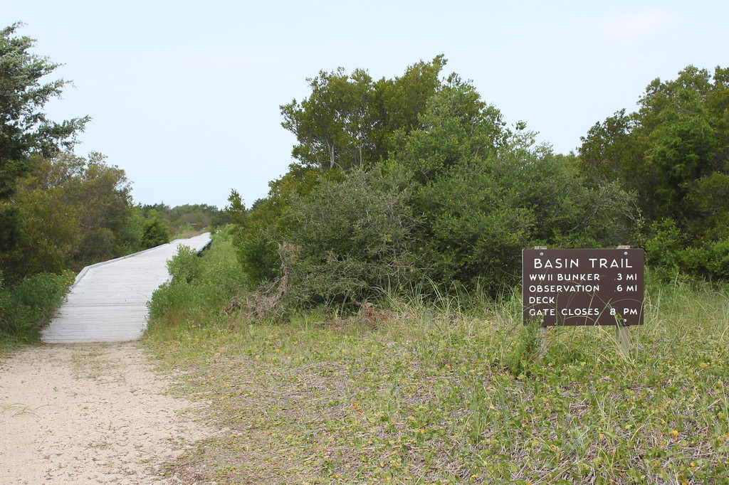 Fort Fisher trails
