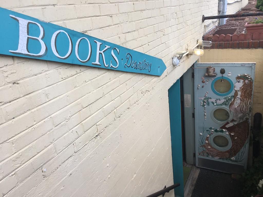 Bookstore in Williamsburg