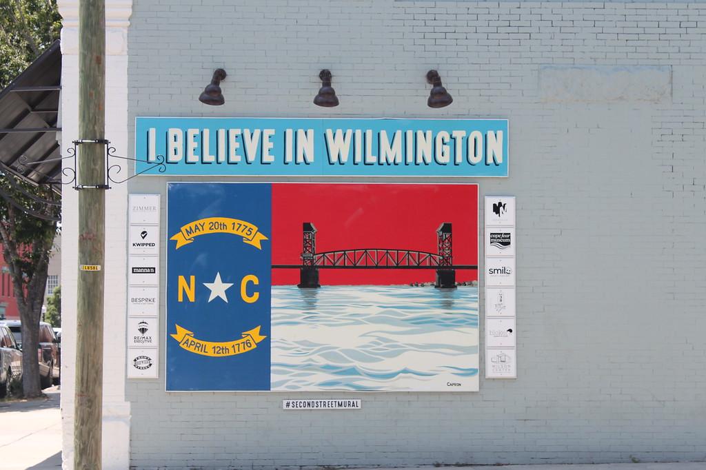 I Believe in Wilmington