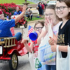 KEVIN HARVISON | Staff photo<br /> The Bedouin Shriners Pittsburg County Fire Brigade entertained the crowd during the Armed Forces Day Parade Saturday in McAlester.