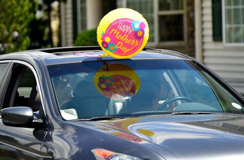 Car Parade for Senior Citizens