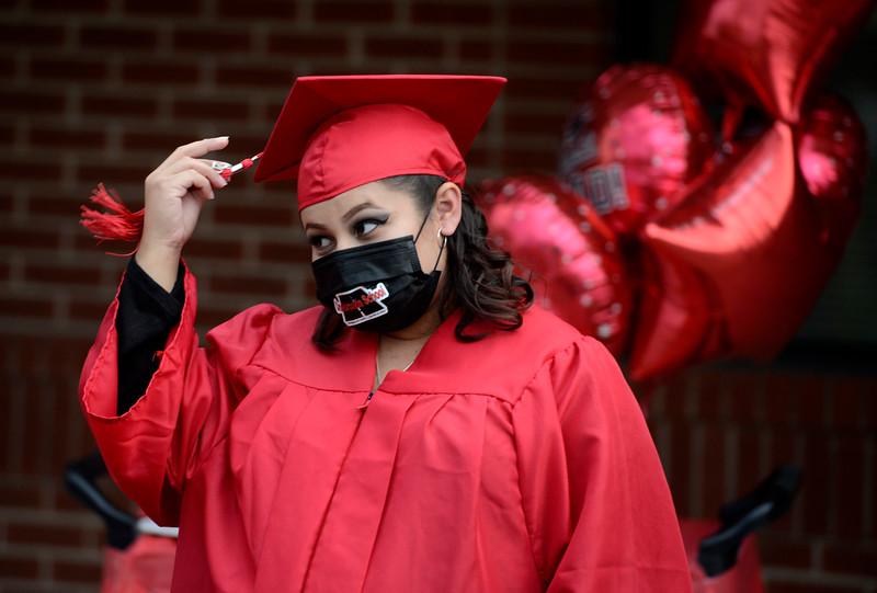 Coronavirus Graduation 2020