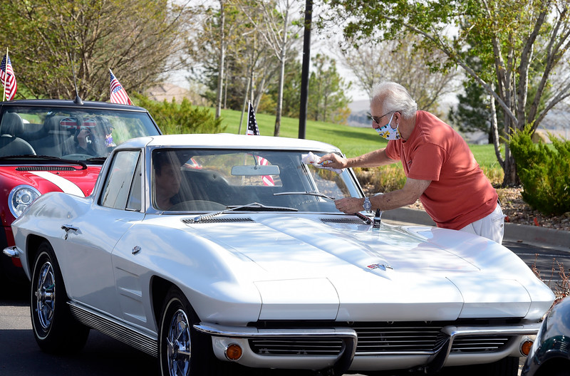 Car Cruise for Smiles at Anthem