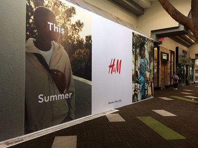 H&M department store will open in the Chico Mall soon. (Laura Urseny -- Enterprise-Record)