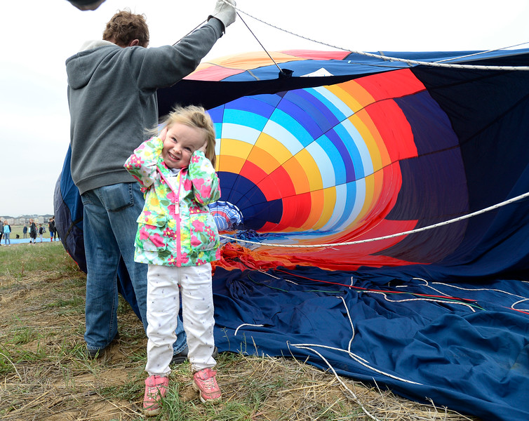 Erie Town Fair and Hot Air Balloon Festival