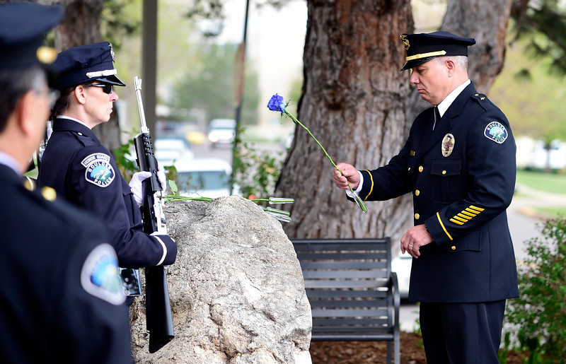 Boulder Police Memorial