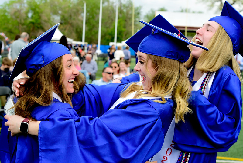 Centaurus High School graduation