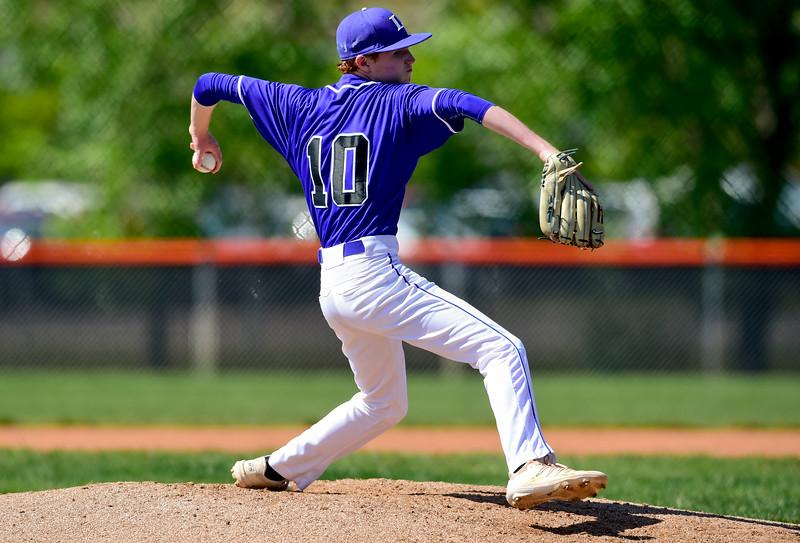 Longmont, Erie Baseball