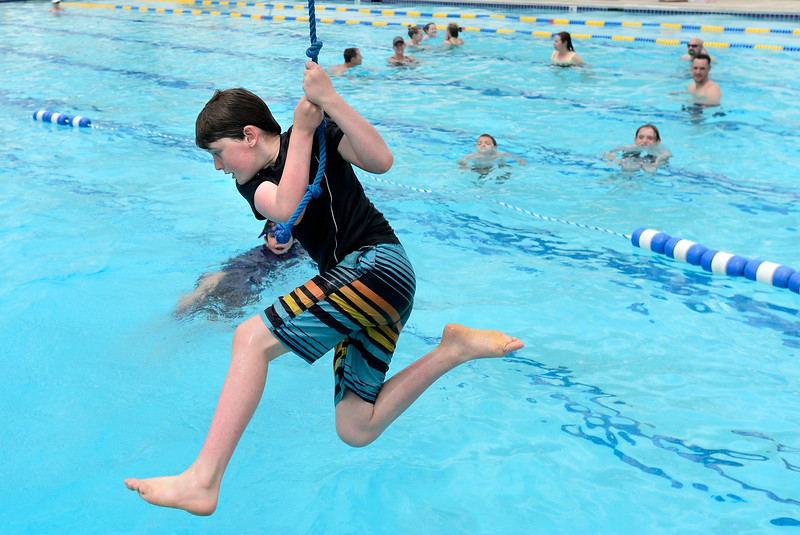 Memory Square Outdoor Pool Opens