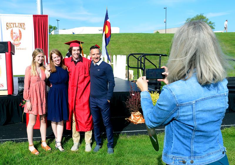 Skyline High School Commencement