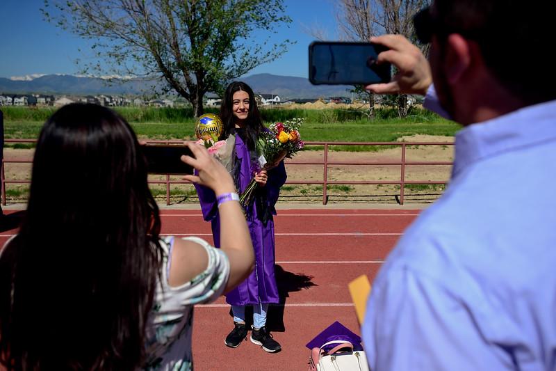 St. Vrain Online Global Academy Graduation