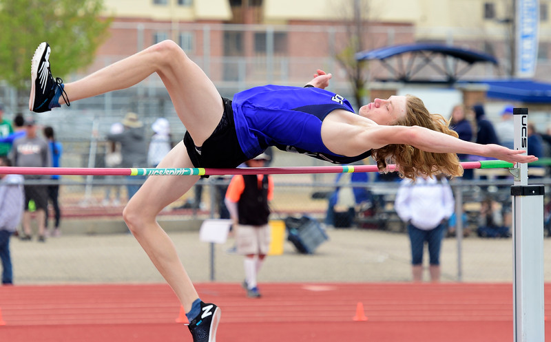 RE-1J Track and Field Meet