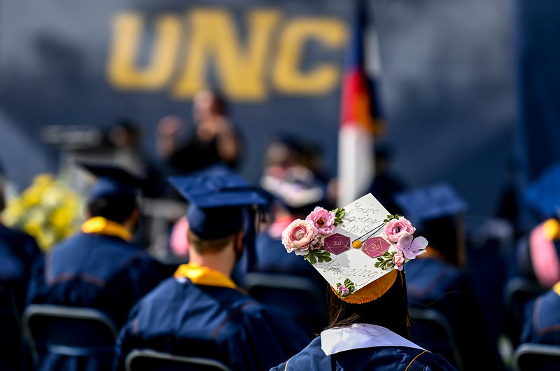 UNC Commencement Spring 2021