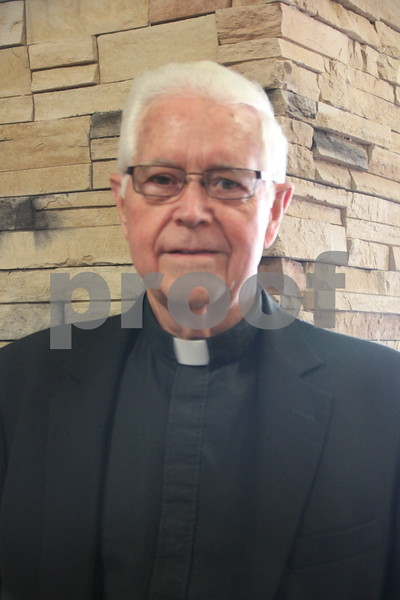 Saturday, May 7, 2016, the Friends of Saint Edmonds Ball took place at the Starlite Village in Fort Dodge. Seen here is: Father Larry McCarty who attended.
