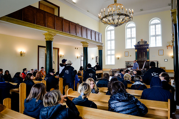 May 8, 2017 - Yeshiva in Lublin