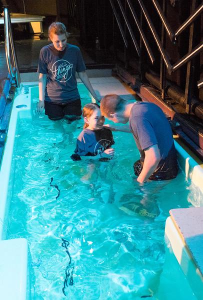 Baptisms   May 19th & 20th