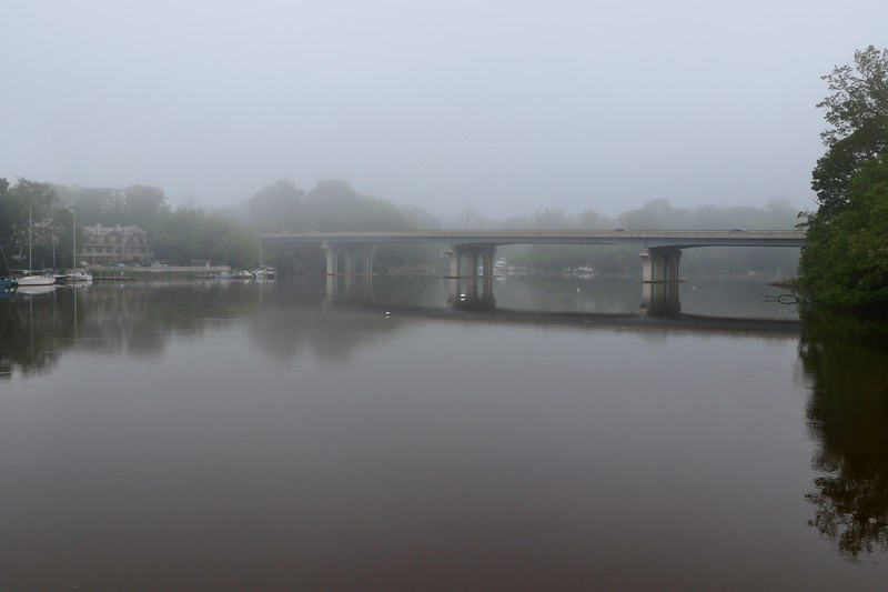 Rowe Blvd Bridge