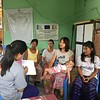 ICLA goes digital in Kachin and Shan to help IDP women