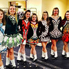 Step dancers from the McGonagle School of Irish Dance in Nashua, N.H., entertained at the annual City of Lowell St. Patrick's Day Dinner in March at the UMass Lowell Inn & Conference Center.