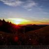 Twilight at WIndy Gap