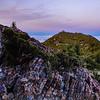 East Peak from Middle Peak