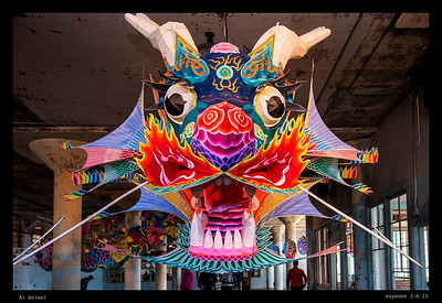 Ai Weiwei -Alcatraz Island 3-6-15