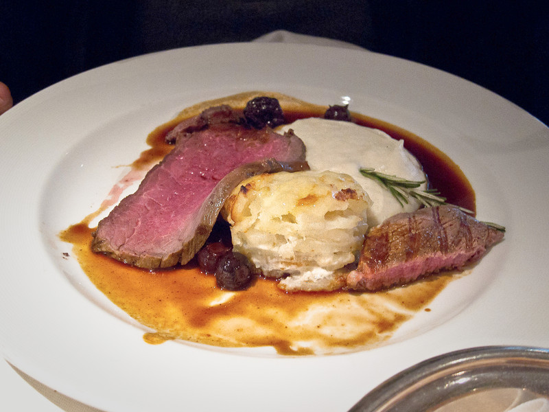 Dinner -Boureaux 6-11