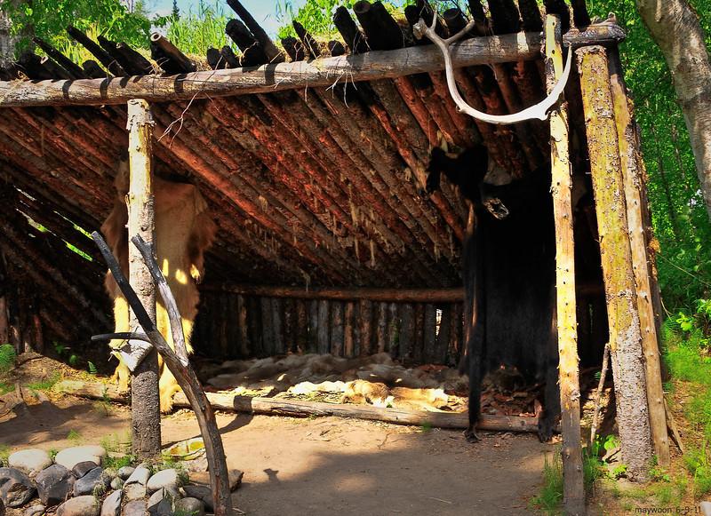 Fur Trader's home 6-9-11
