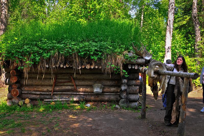 Cabin -Talkeetna 6-9-11
