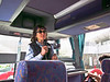 Bus driver Debbie from Anchorage to Mt. Mckinley 6-8-11-3 hour ride with nice scenic views