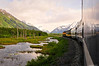 Our train ride from Denali to Whittier 6-11-11