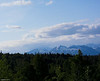 Mt. McKinley -view at the lodge 6-8-11
