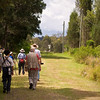 Birders at Daisy Hill -Louise, Tony-Dion, Diane 10-31-09